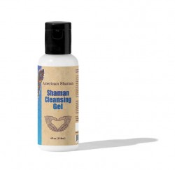 4oz American Shaman Hemp Cleansing Gel